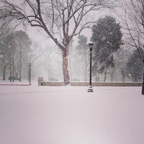 Second Winter as usual in ColoradoSprings