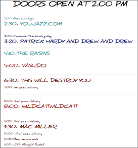 Llama 2013 lineup