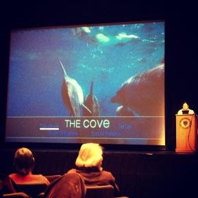 """The Cove"" screening"
