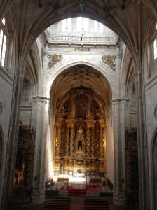 the full altar