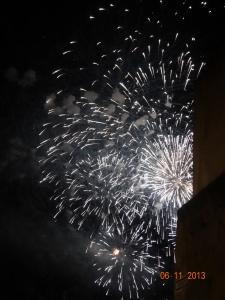 goodbye, fireworks!