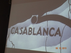 Day 26 in España – ¡Casablanca!