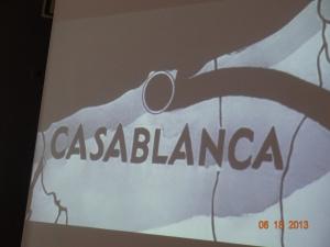Casablanca!