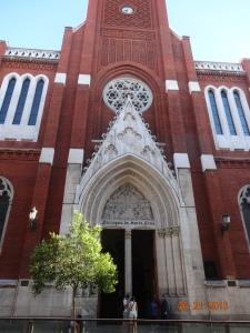 La Iglesia de Santa Cruz