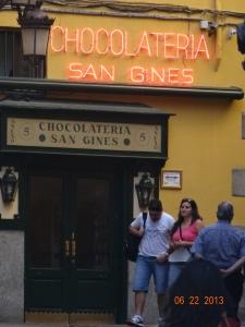 a Chocolateria!