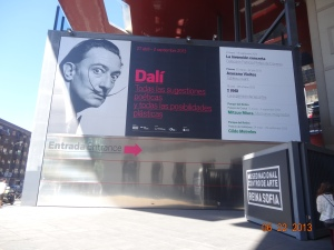 the main attraction - Dalí