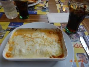 my lasagna (unbroken)
