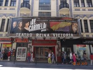 Teatro Reina Sofia