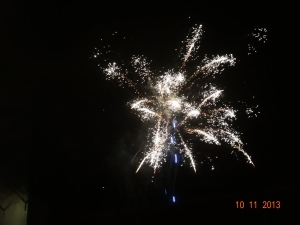 fireworks displays are awesome!
