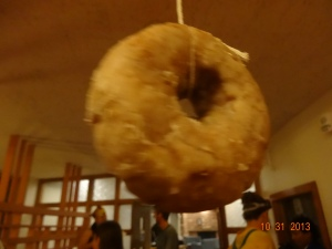 donuts on a string!