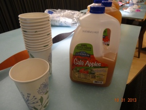 apple cider!