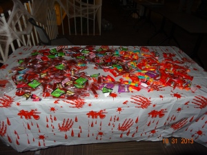 MORE candy at Worner!