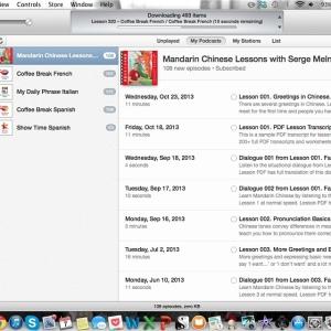 Language Podcasts!
