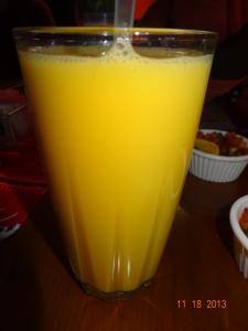 zuma de naranja!