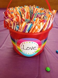 (Love) ...Pixie Sticks!