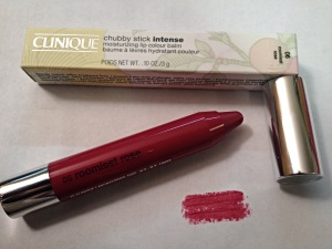 "Clinique Chubby Stick Intense in ""Roomiest Rose"""
