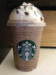 my favorite Starbucks drink!