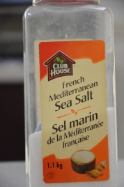 French Mediterranean Sea Salt