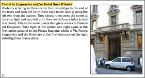 Hotel Duca D'Aosta in Florence