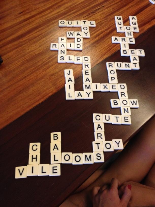 Gaby's set of tiles