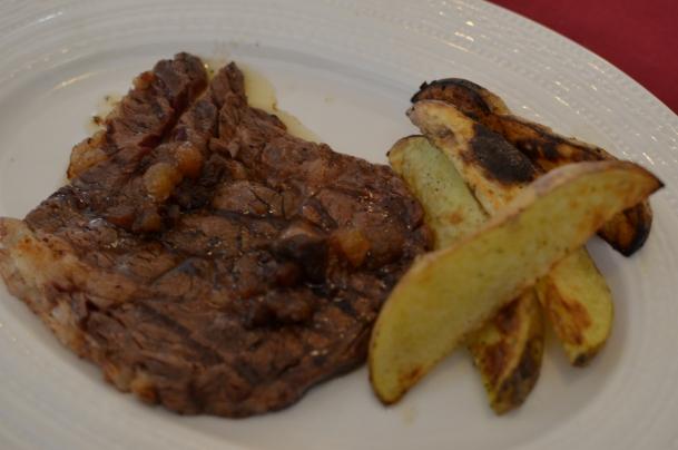250g steak