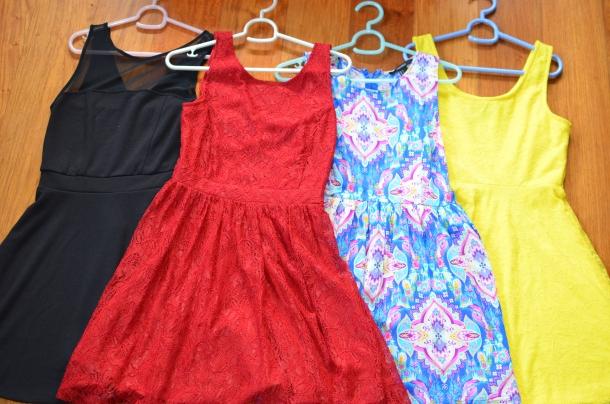 informal dresses