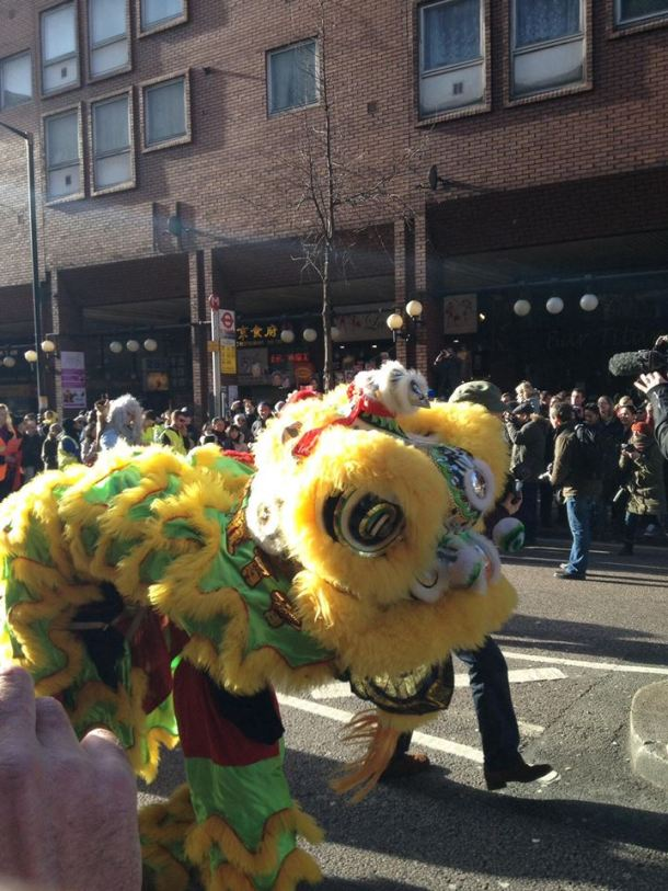 another Chinese Dragon
