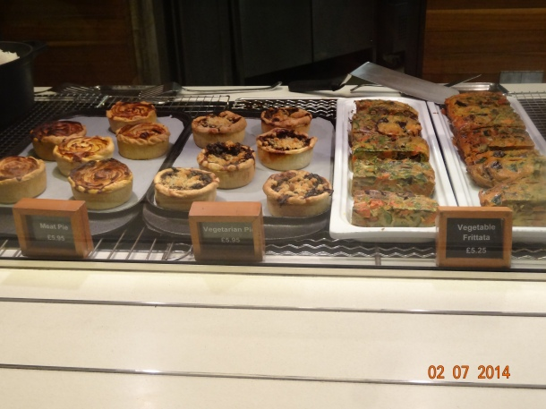 pies and frittatas