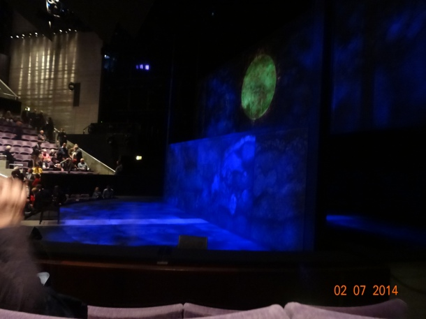 King Lear stage