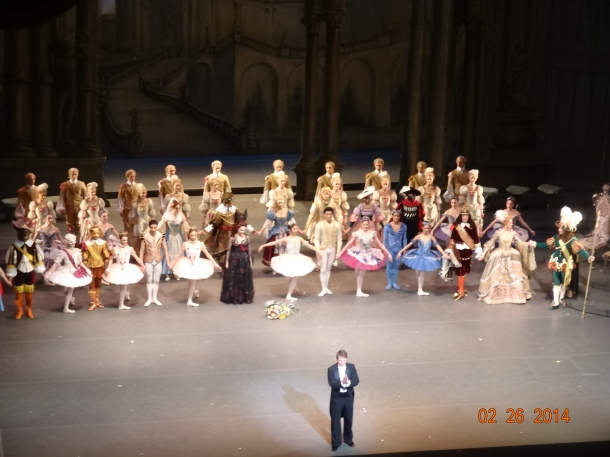 the final bow