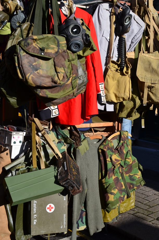 army items