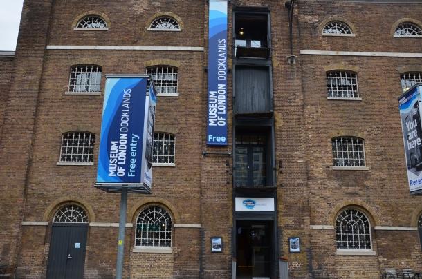Docklands Museum