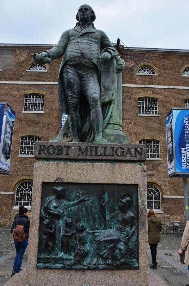 Robt Milligan