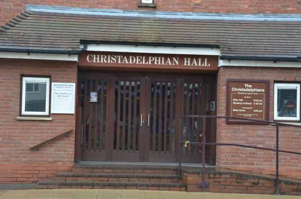 Christadelphian Hall...?