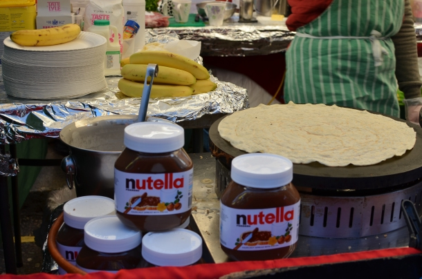Nutella, please!