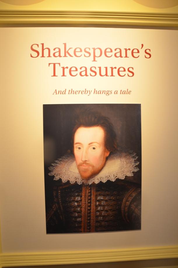 """Shakespeare's Treasures"""