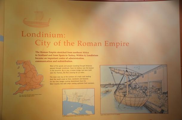 Londinium: city of the Roman Empire