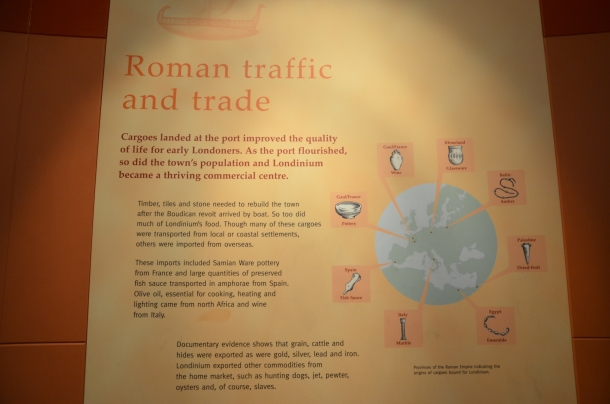 Roman traffic and trade