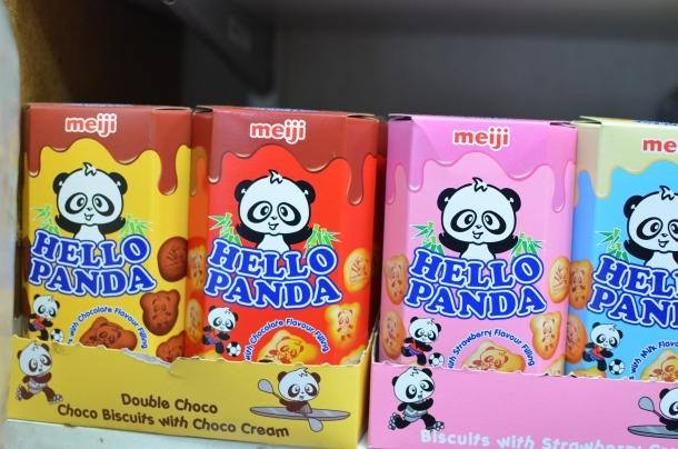 more Hello Panda