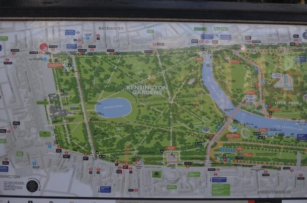 Welcome to Kensington Gardens!
