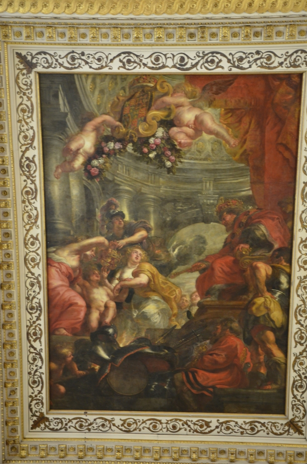 """Rubens, """"Union of the Crowns"""""""