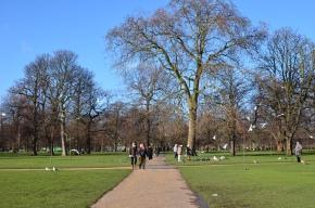 Kensington Gardens & HydePark