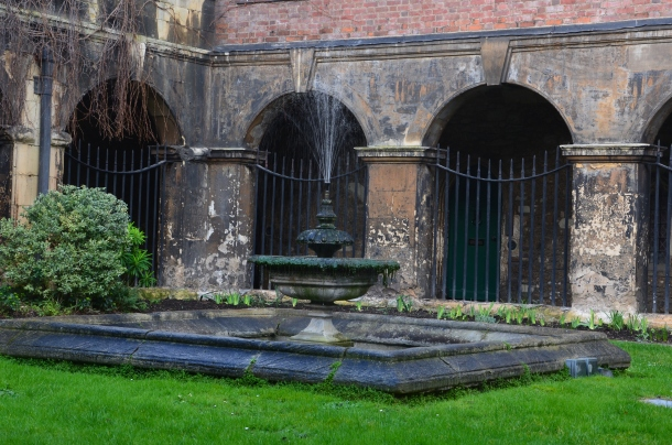 St. Catherine's Chapel Garden