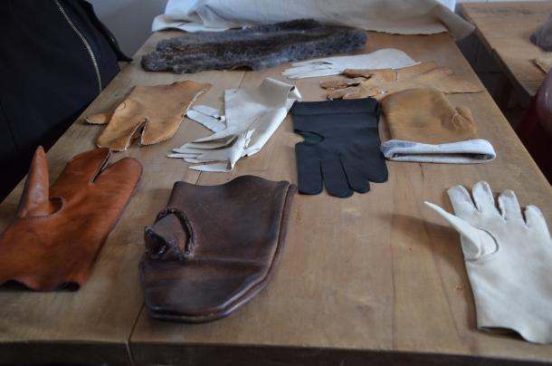 glove-making
