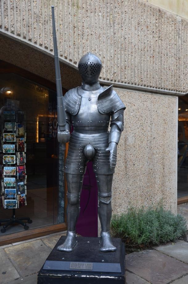 awkward knight