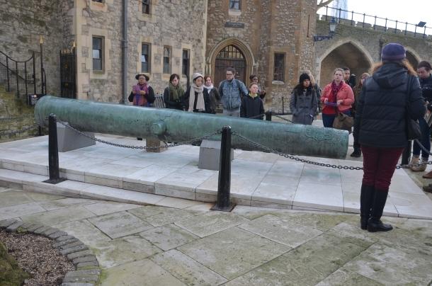 Bronze Gun