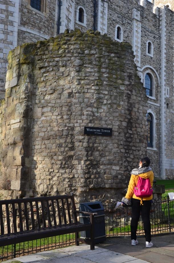 The Wardrobe Tower