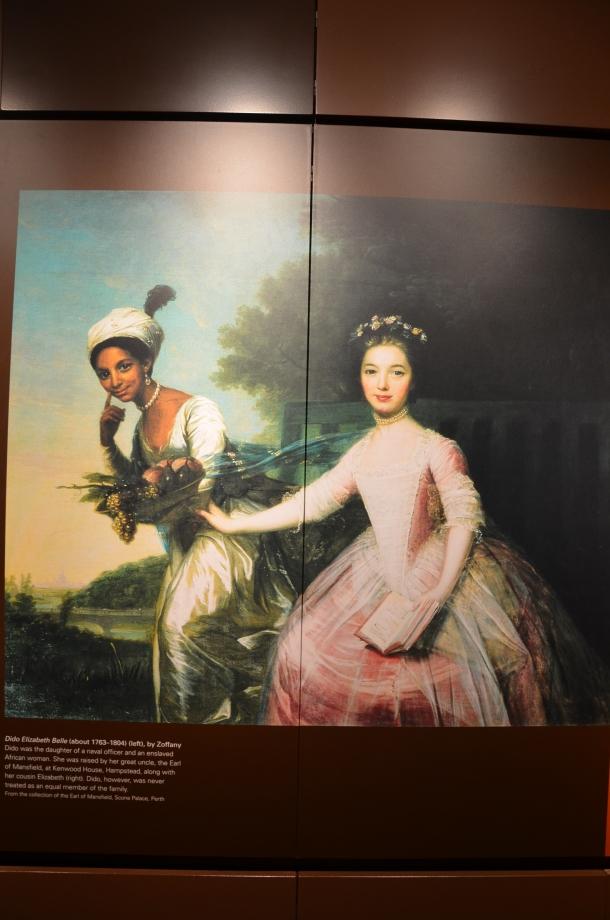 Dido Elizabeth Belle by Zoffany
