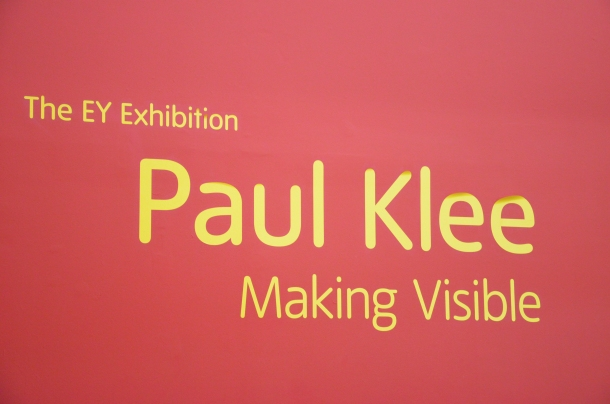 "Paul Klee ""EY Exhibition"""
