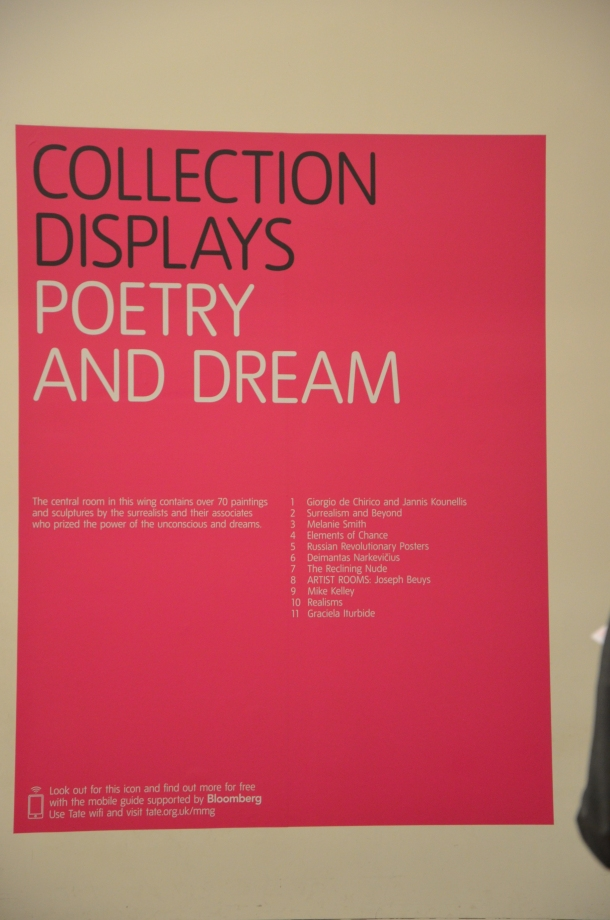 1st Collection: Poetry and Dream